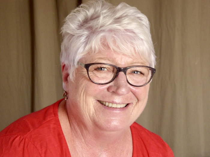 Alison Peccolo, formatrice d'anglais